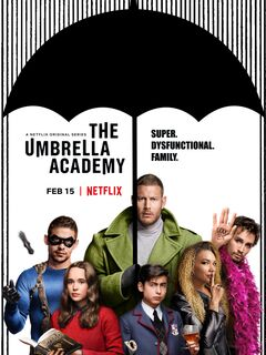 Академия «Амбрелла» / The Umbrella Academy